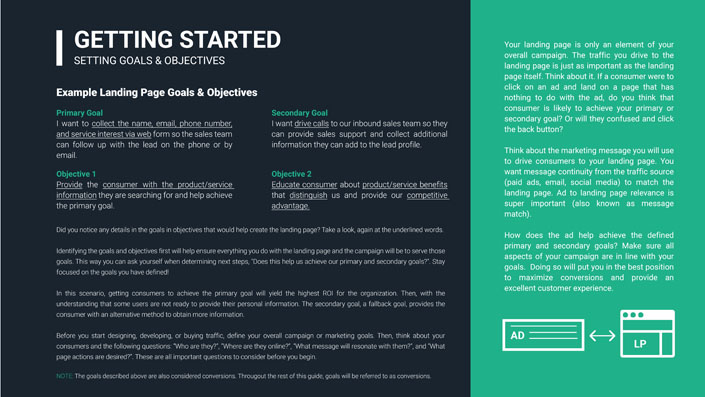 11-the-landing-page-guide-goal-setting